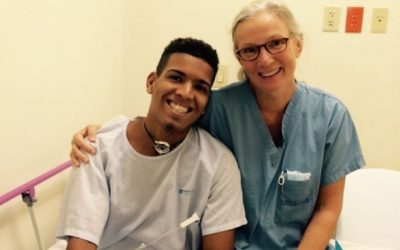 First Full Day in the Hospital in the Dominican Republic